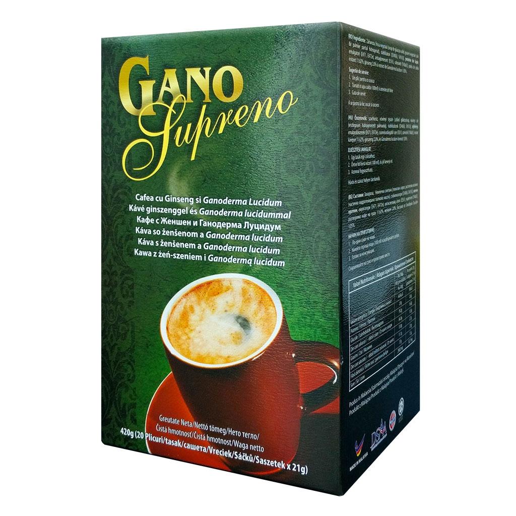 Poza Gano Cafe Supreno