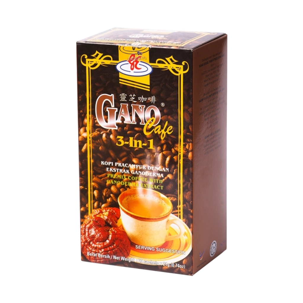 Poza Gano Cafea 3 in 1 – 20 plicuri