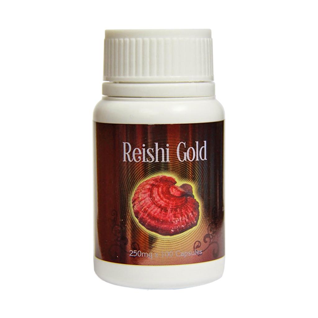 Poza Reishi Gold 100 cps