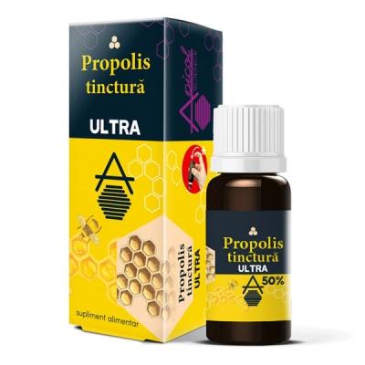 Poza Apicol Propolis Tinctură Ultra 50%