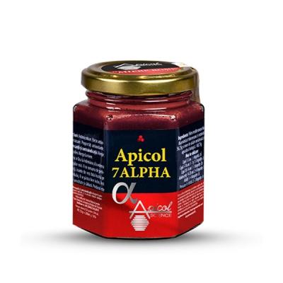 "Poza APICOL7ALPHA – ""Mierea roșie"